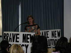 Kate Gauthier - National Director, A Just Australia